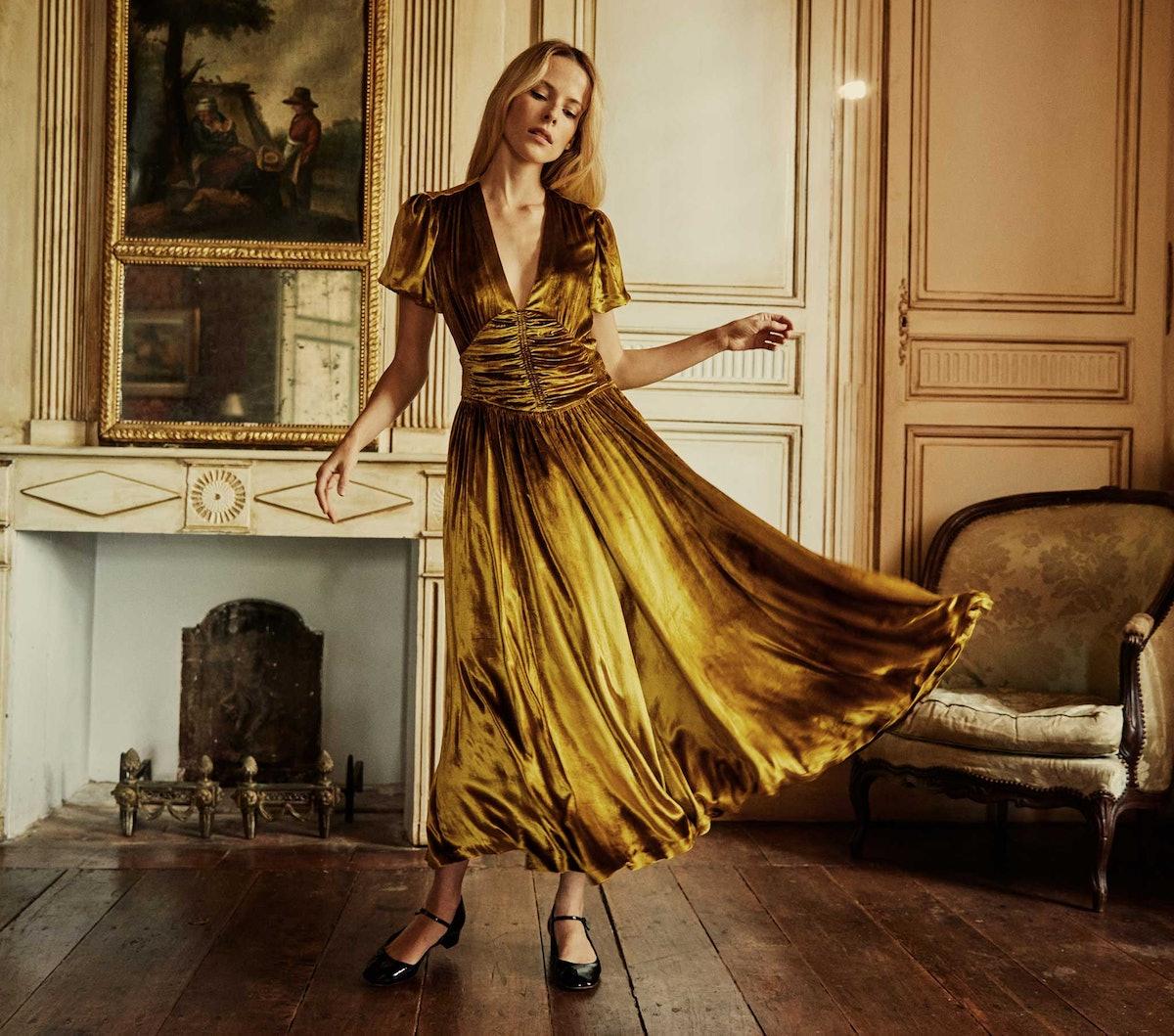 Cassatt Dress
