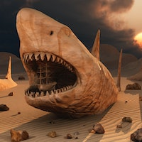 Fossil teeth confirm our wildest fears about this ancient predator