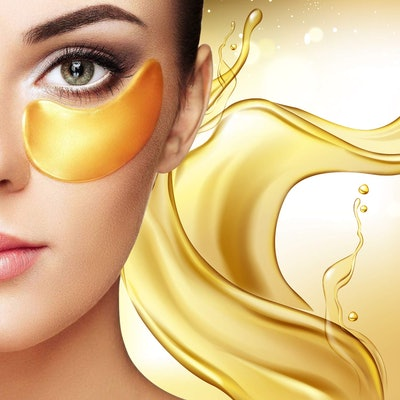 Vandarllin Gold Eye Patches (30 Pairs)