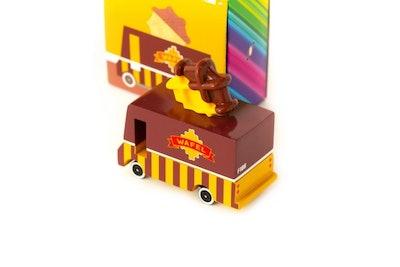 Candylab Waffle Van