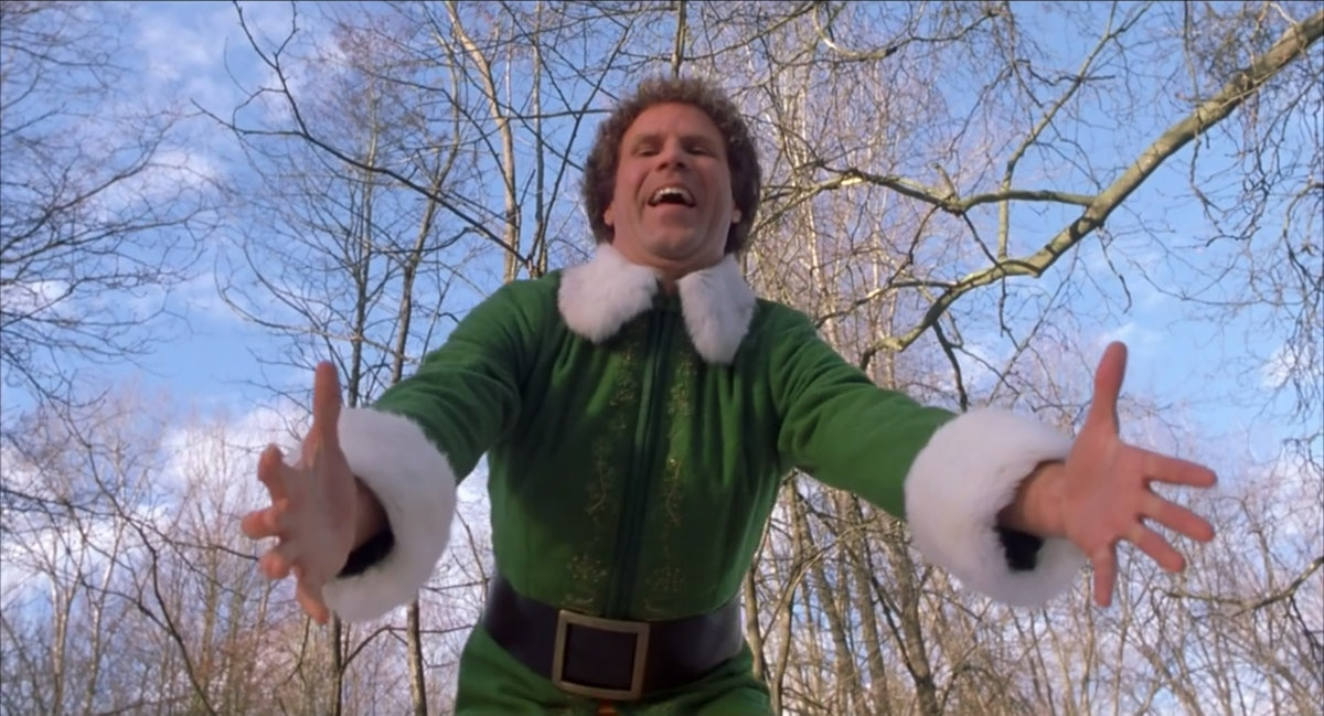These Buddy the Elf Zoom backgrounds include so many iconic moments.