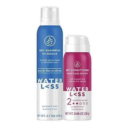 Waterless Dry Shampoo