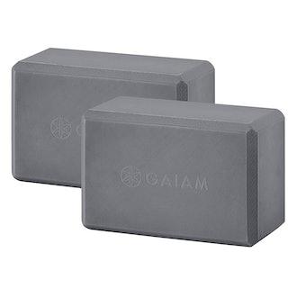 Gaiam Essentials Yoga Block (2-Pack)