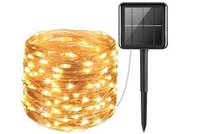 AMIR Upgraded Solar Powered String Lights