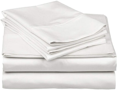True Luxury 1000-Thread-Count Egyptian Cotton Sheets