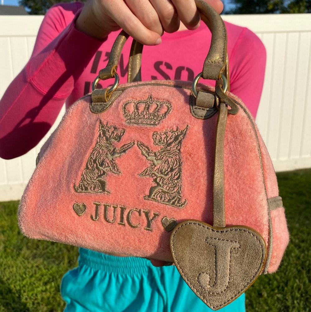 The Juicy Comeback Bowler Bag