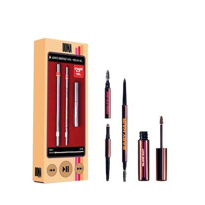Uoma Beauty Fro Ho' Ho' Brow Kit