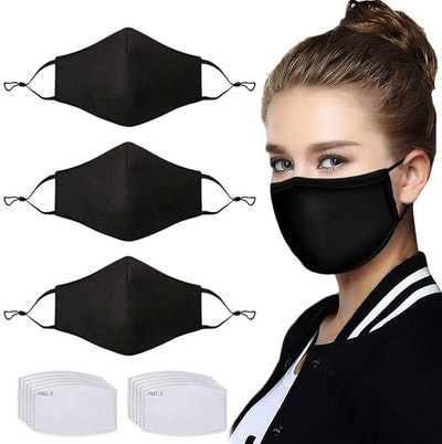 NBDIB Cotton Face Protection (3-Pack)