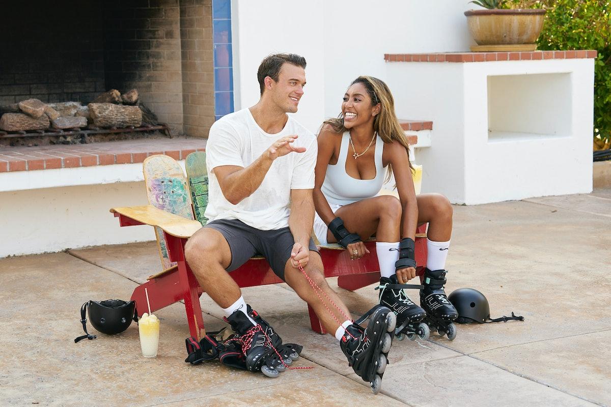 Ben and Tayshia 'The Bachelorette'