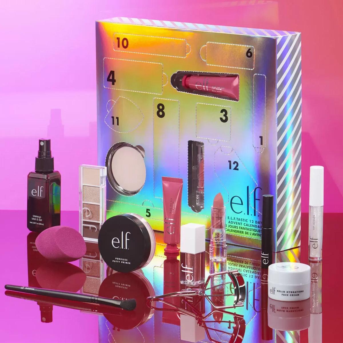 e.l.f. Cosmetics e.l.f.tastic 12 Day Advent Calendar