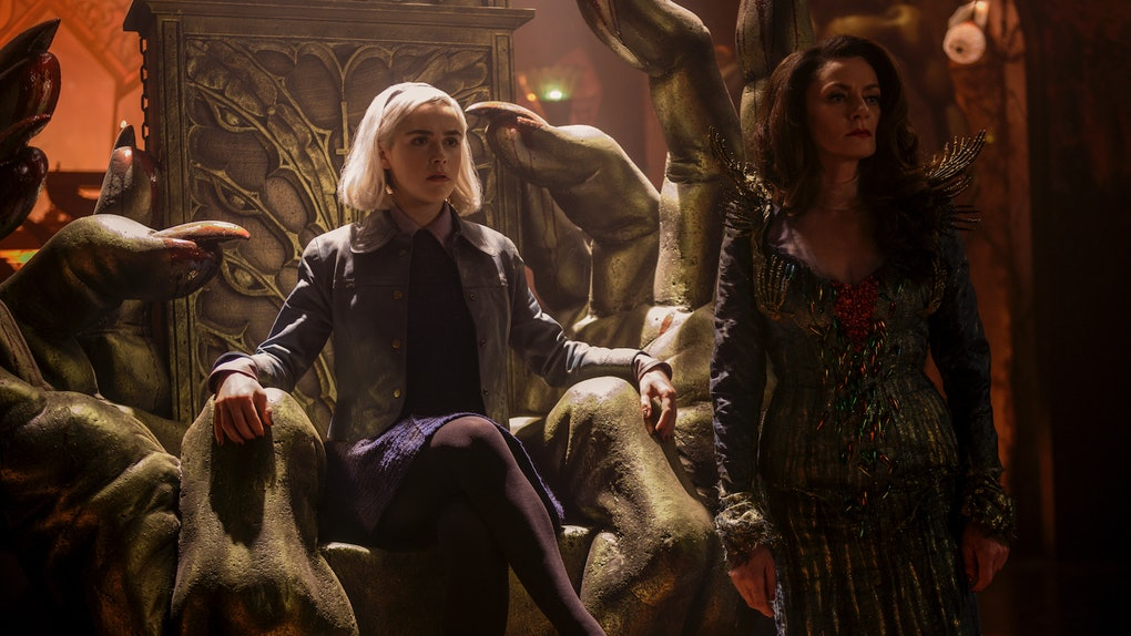 The recap of Sabrina in 'Chilling Adventures of Sabrina' Part 3 is a reminder of all the drama.