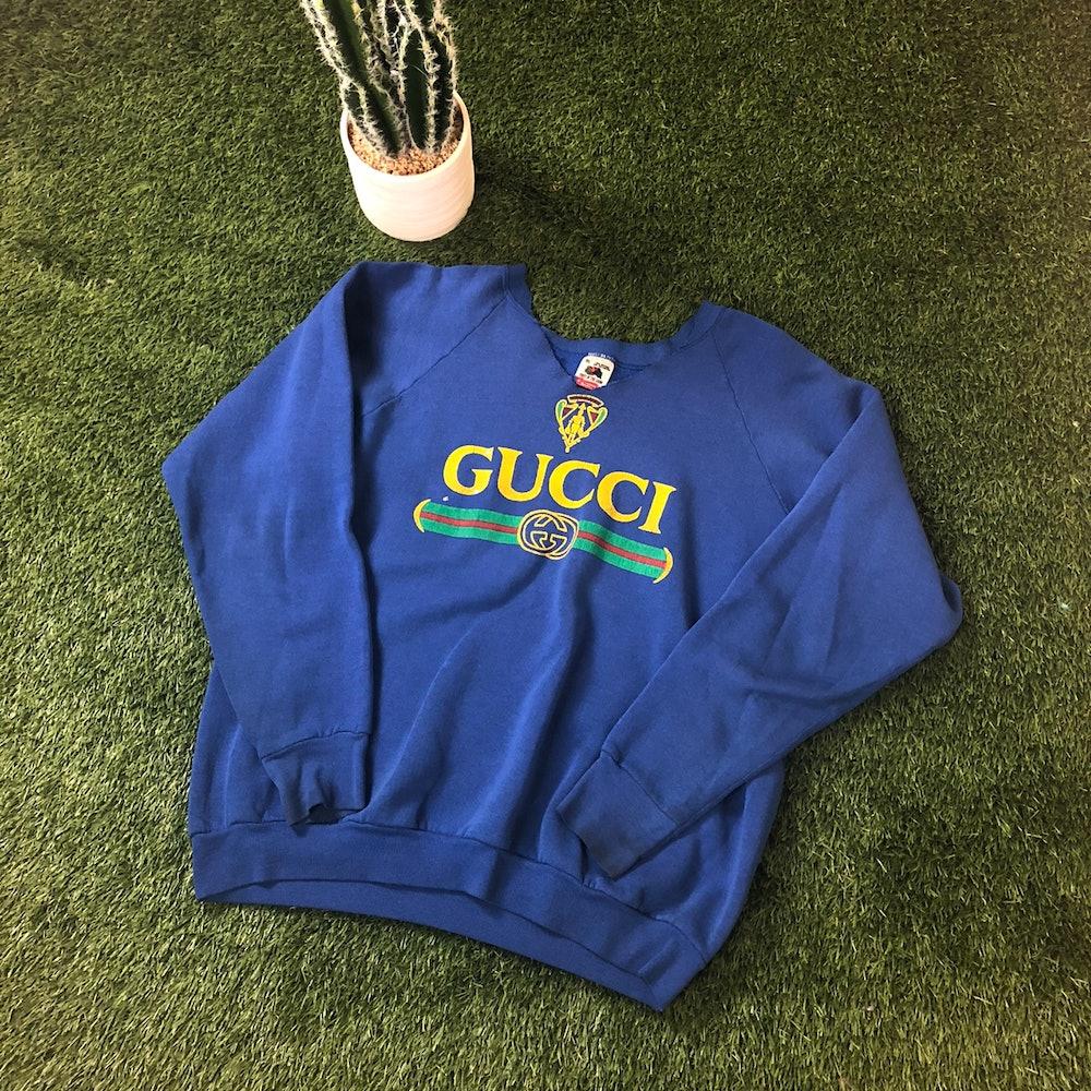 "Vintage ""Gucci"" Sweatshirt"