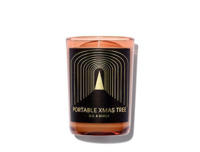 Portable Xmas Tree Candle