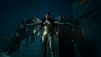 Wonder Woman 1984 Golden Eagle Armor