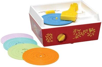 Fisher Price Classic Retro Music Box Record Player