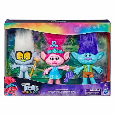 Trolls World Tour, 3-piece Set
