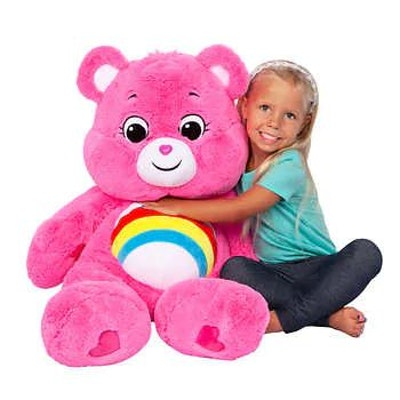 "Care Bear 36"" Plush  Bear"