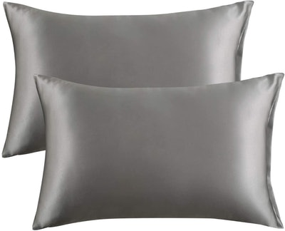 Bedsure Satin Pillowcases (Set of 2)