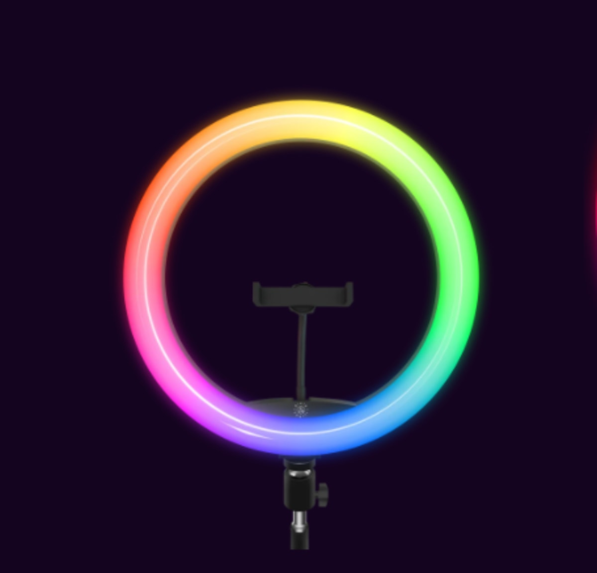 Charli and Dixie Ring Light Collection