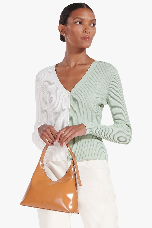 Cargo Sweater Ivory Sage