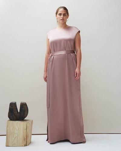 Pia Dress in Blush