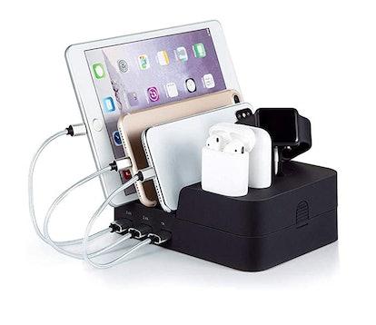 KeyEntre USB Charging Station Multi Device