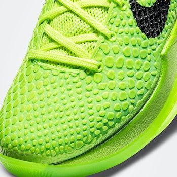 Nike Kobe 6 Proto Grinch