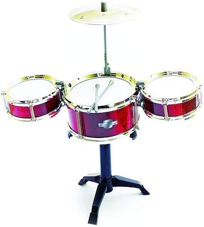 Fun Central Desktop Drum Set