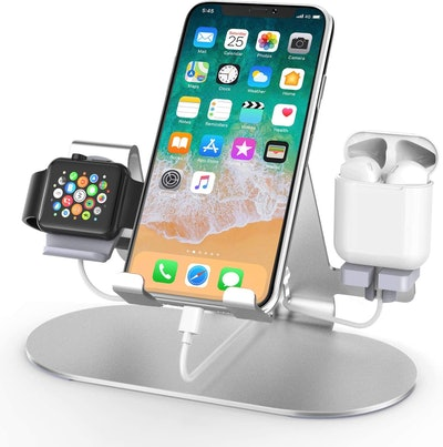 HoRiMe 3-in-1 Charging Station and Stand