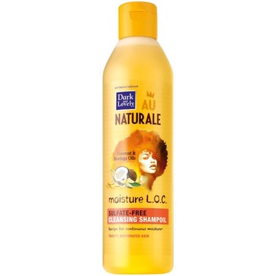 Dark And Lovely Au Naturale Moisture Loc Sulfate Free Cleansing Shampoil