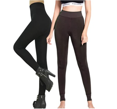 Romastory Fleece Leggings (2-Pack)