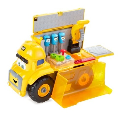CAT Junior Crew Fix-It Phillip Construction Truck