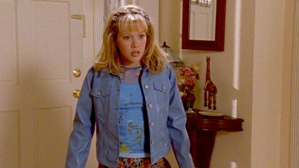 Hilary Duff confirmed the 'Lizzie McGuire' reboot won't happen.