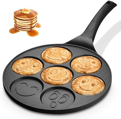 KUTIME Emoji Pancake Pan