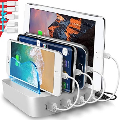 Poweroni USB Charging Station Dock