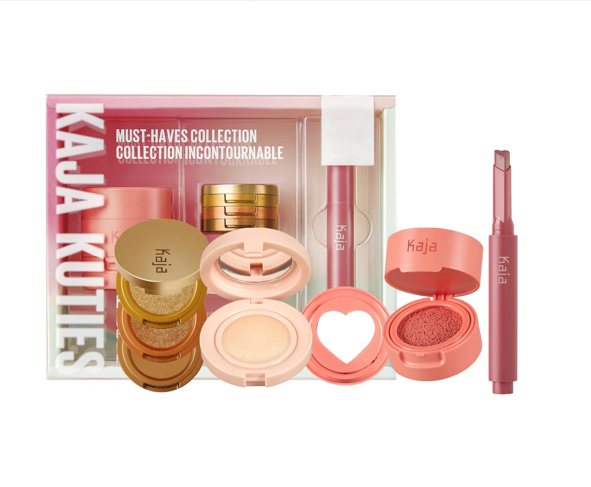 Kaja Kuties Must-Haves Face and Lip Collection