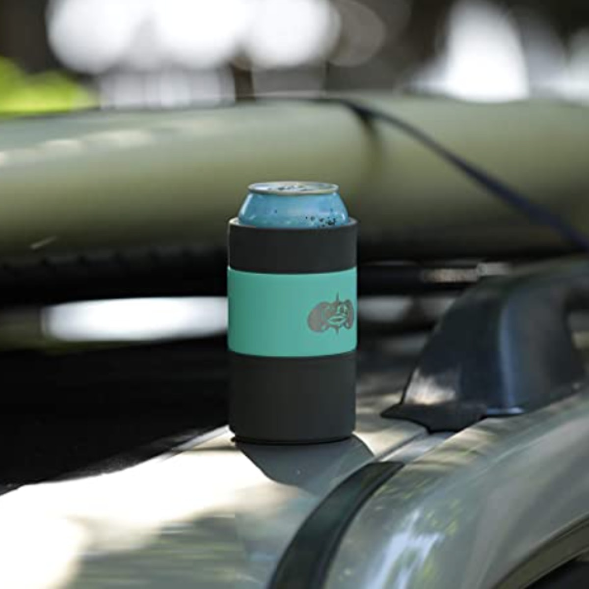 Toadfish Non-Tipping Suction Cup Can Cooler