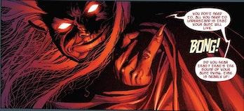 mephisto marvel comics wandavision