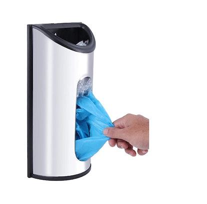 Utopia Kitchen Grocery Plastic Bag Holder and Dispenser