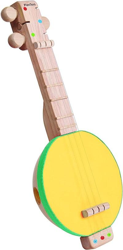 PlanToys Banjolele Music Set