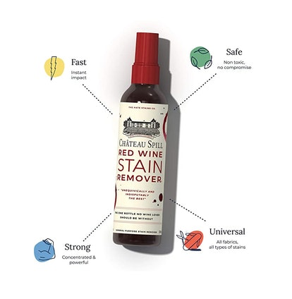 Emergency Stain Rescue Red Wine Stain Remover