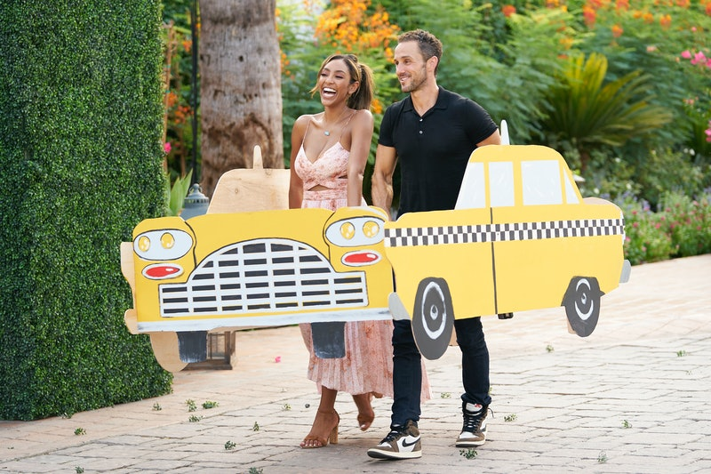 'Bachelorette' fans couldn't stop laughing at the homemade hometown dates on Tayshia's season.