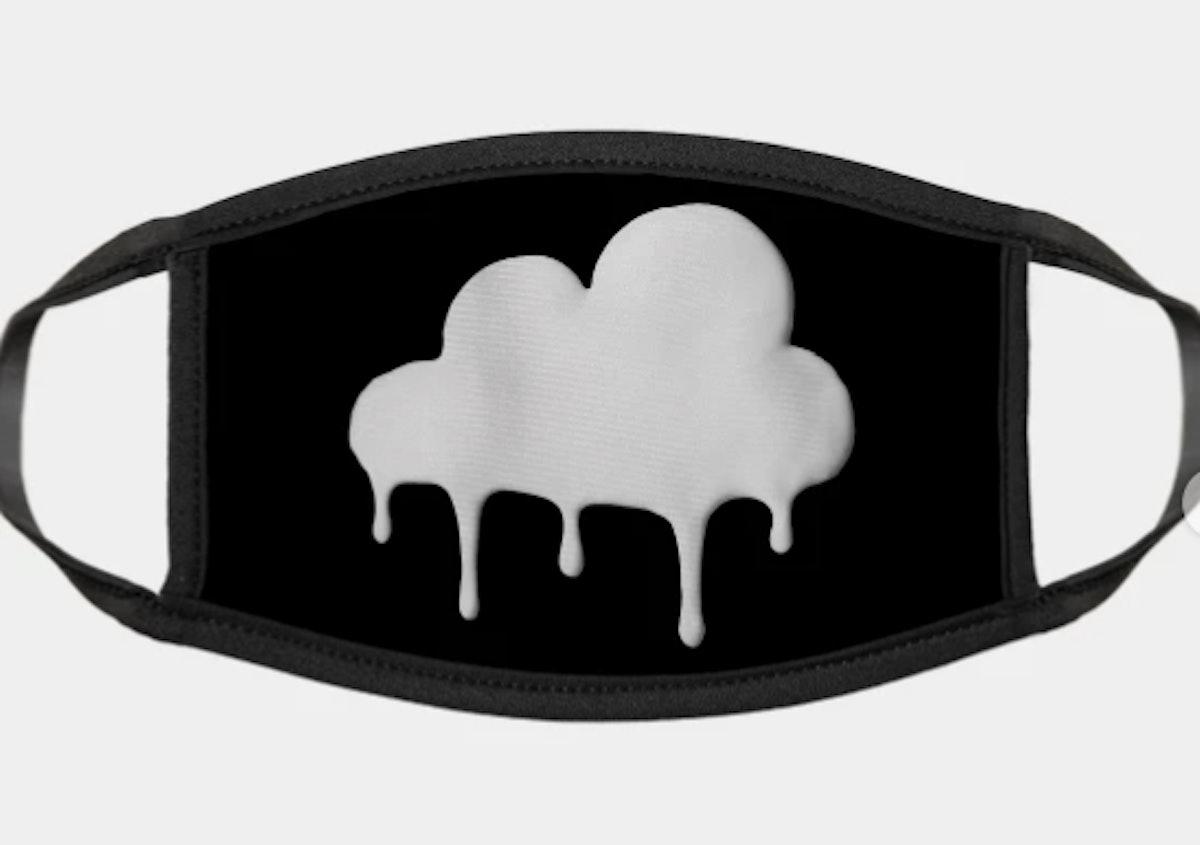 Dixie D'Ameio Be Happy Cloud Mask