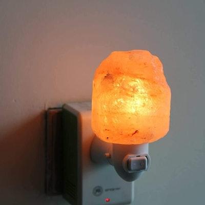 Pursalt Himalayan Salt Lamp Night Light
