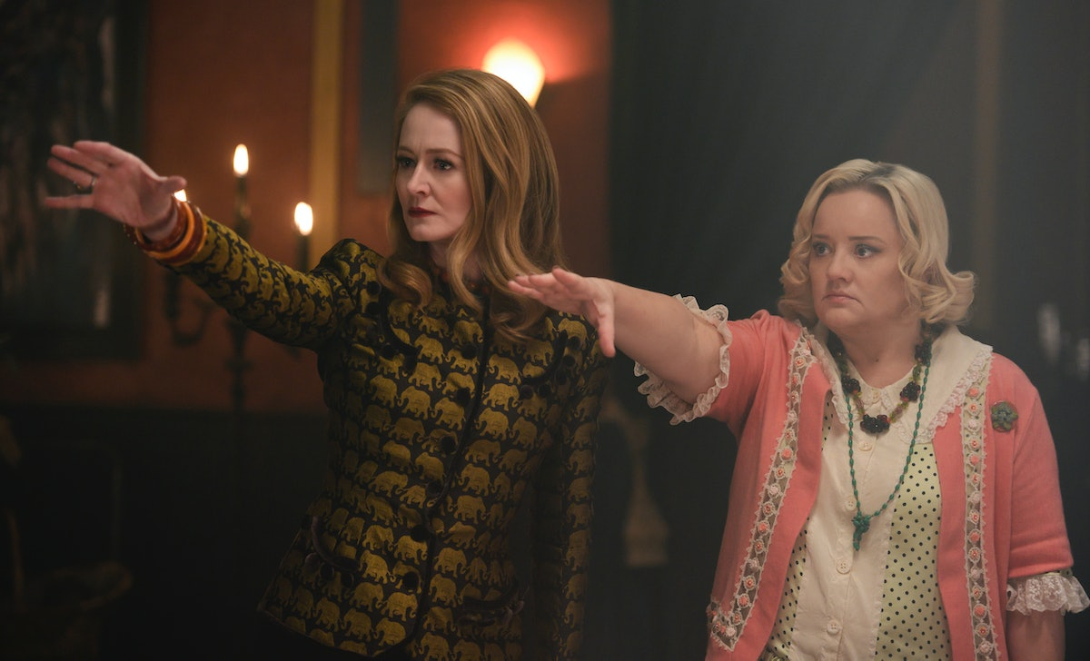 Hecate serves as the coven's new goddess in 'Chilling Adventures of Sabrina' Part 4.