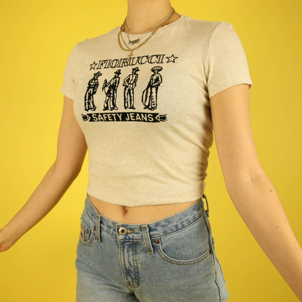 Safety Jeans Tee
