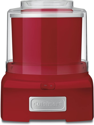 Cuisinart Automatic Ice Cream And Sorbet Maker