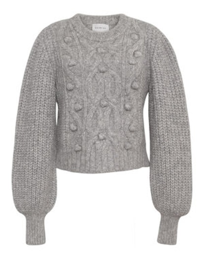 June Chunky Cable Knit Sweater