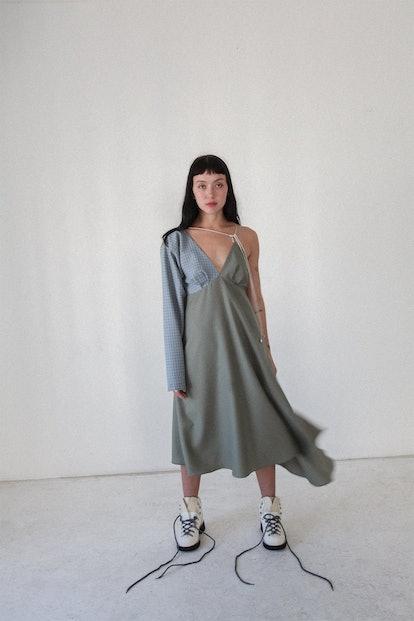Long Sleeve Climber Dress