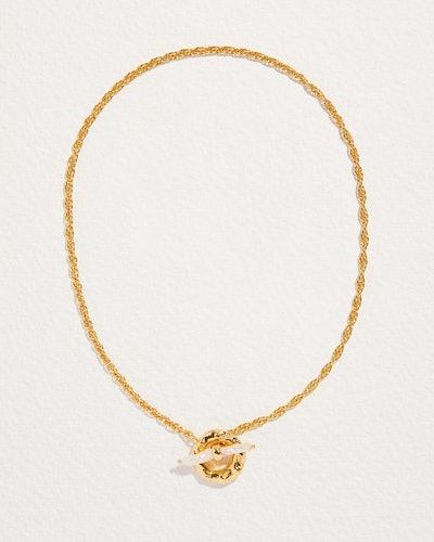 Jasmine Toggle Necklace